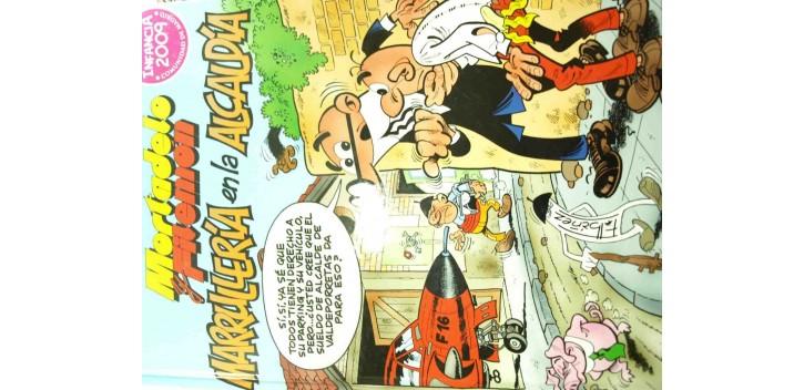 Mortadelo y Filemon - Edición Cartone - Mallurrería en la Alcaldia