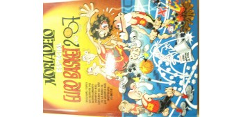 Mortadelo y Filemon - Edición Cartone - Especial Euro Basquet