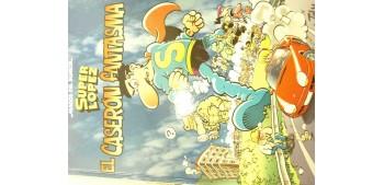 Super Lopez- Edición Cartone - El Caserón Fantasma