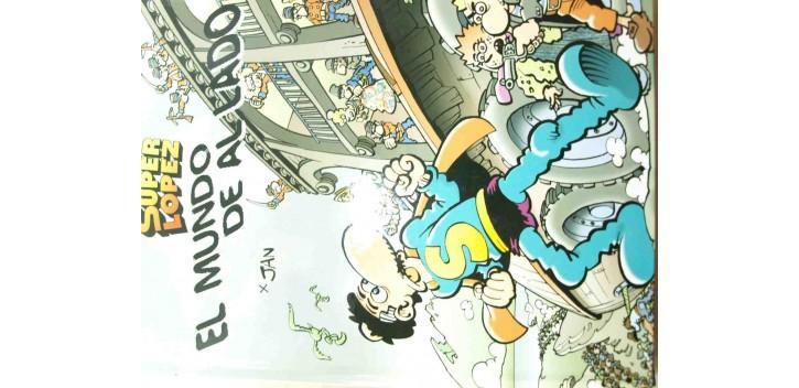 Super Lopez- Edición Cartone - El mundo de al lado