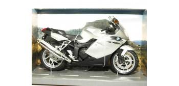 miniature motorcycle BMW K 1200 S escala 1/12 Joycity moto