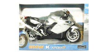 BMW K 1200 S escala 1/12 Joycity moto miniatura
