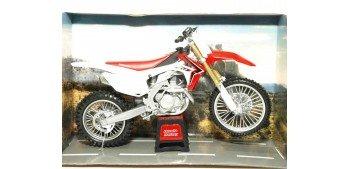 Honda CRF 450 R escala 1/12 Joycity moto miniatura metal Moto escala 1/12