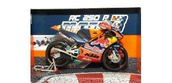 KTM RC 250 R moto 3 Luis Salom escala 1/12 Joycity moto miniatura metal