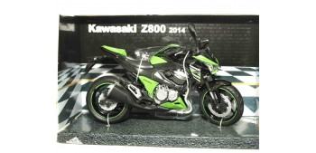 Kawasaki Z800 2014 escala 1/12 Joycity moto miniatura metal