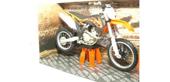 KTM 450 SX-F 2014 escala 1/12 Joycity moto miniatura metal Joycity