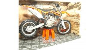 KTM 450 SX-F 2014 escala 1/12 Joycity moto miniatura metal