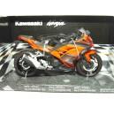 <h1>Modelo - Model - Modèle - Modell:Kawasaki Ninja</h1> <p>Fabricante - Manufacturer - Fabricant - Hersteller: <strong>JOYCITY - automaxx</strong></p> <p>Escala - Scala - Echelle - Mabstab: <strong>1/12 - 1:12</strong></p> <h1> </h1>