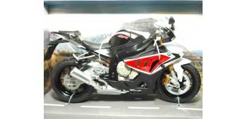 moto miniatura BMW S 1000 RR escala 1/12 Joycity moto miniatura