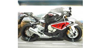 BMW S 1000 RR escala 1/12 Joycity moto miniatura
