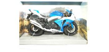 miniature motorcycle Suzuki GSX R 1000 escala 1/12 Joycity moto