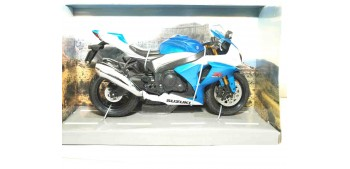 Suzuki GSX R 1000 escala 1/12 Joycity moto miniatura metal Joycity