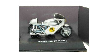 Ducati 500 GP 1971 escala 1/32 NEW RAY moto miniatura