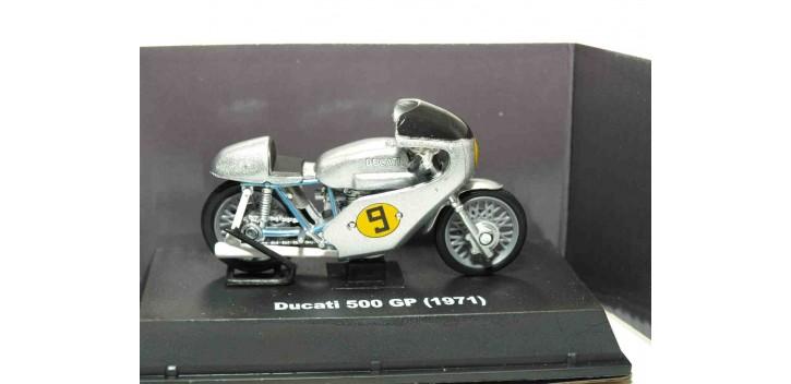 Ducati 500 GP 1971 escala 1/32 NEW RAY moto miniatura