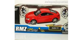 Audi TT rojo escala 1/32 Rmz