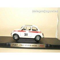 <p>MODELO:Fiat Abarth 695ss</p> <p>MARCA: Yat ming</p> <p>ESCALA - SCALE - ECHELLE - MABSTAB:1/18 - 1:18</p> <h1> </h1>