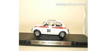 maquetas de coches Fiat Abarth 695ss escala 1/18 Yat Ming