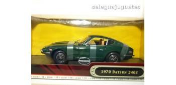 Datsun 240Z 1970 oscuro escala 1/18 Yat Ming 1:18 Cars scale