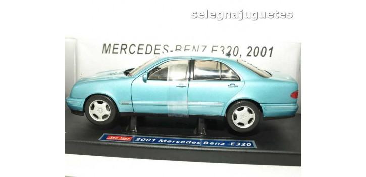 Mercedes Benz E320 2001 escala 1/18 Sun Star coche miniatura