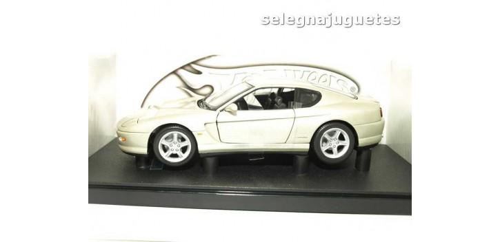Ferrari 456M GT escala 1/18 Hot Wheels