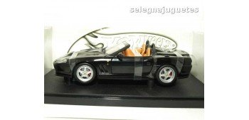 Ferrari 550 Barchetta Pinifarina negro escala 1/18 Hot Wheels