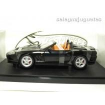 <p>MODELO:Ferrari 550 Barchetta Pinifarina negro</p> <p>MARCA:Hot Wheels</p> <p>ESCALA - SCALE - ECHELLE - MABSTAB:1:18 - 1/18</p> <p></p>