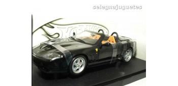 Ferrari 550 Barchetta Pinifarina negro escala 1/18 Hot Wheels