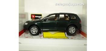 Volkswagen Touareg V10 TDI escala 1/18 Bburago