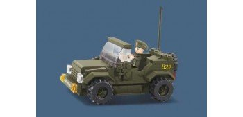 Sluban Jeep M38-B0296 Jeep juego de piezas