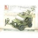 <p>Modelo: SLUBAN SUV M38-B0299</p><p>Piezas: 217</p>