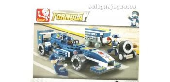 miniature car Sluban F1 Racing Car M38-B0351 Coche formula 1