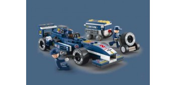 Sluban F1 Racing Car M38-B0351 Coche formula 1