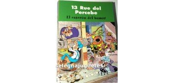 13 Rue del Percebe - El caserón del humor