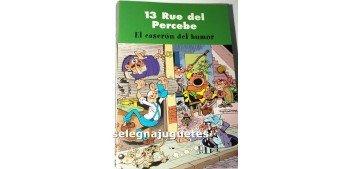 Comics 13 Rue del Percebe - El caserón del humor Editorial B