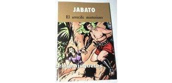 Jabato - El arrecife misterioso