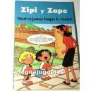 <p>Zipi y Zape - Mantengamos Limpia la ciudad</p>