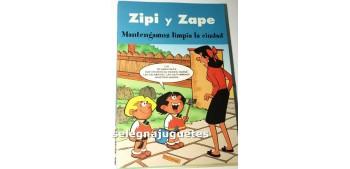 Zipi y Zape - Mantengamos Limpia la ciudad