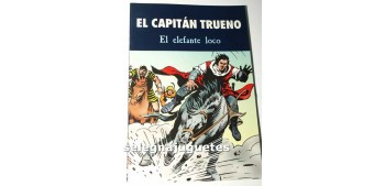 El Capitán Trueno - El elefante loco