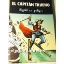 <p>El Capitán Trueno - Sigrid en peligro</p>