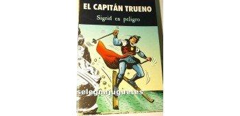 El Capitán Trueno - Sigrid en peligro