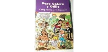 Pepe Gotera y Otilio - Campeones del desastre