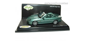 Aston Martin Db7 Vantage Volante A.M. Racing Green escala 1/43 Vitesse 22002