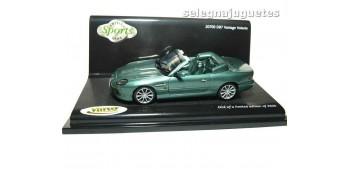 miniature car Aston Martin Db7 Vantage Volante A.M. Racing