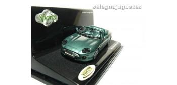 Aston Martin Db7 Vantage Volante A.M. Racing Green escala 1/43 Vitesse 22002 Vitesse