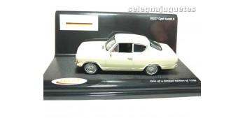 coche miniatura Opel Kadett B escala 1/43 Vitesse 30227
