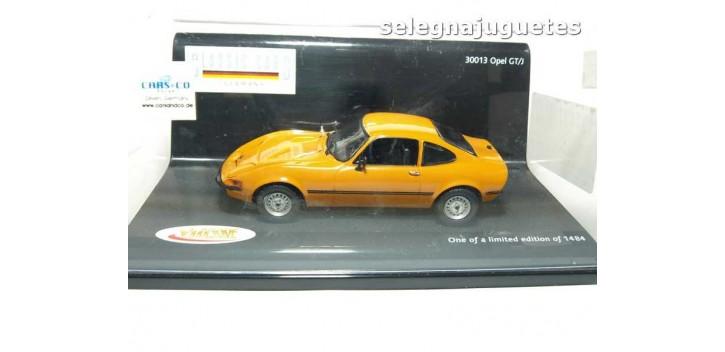 coche miniatura Opel GT/J escala 1/43 Vitesse 30013