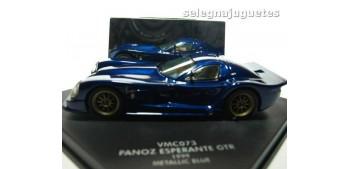 miniature car Panoz esperante Gtr 1999 escala 1/43 Vitesse 30013