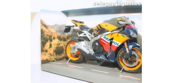 Honda CBR Fireblade repsol escala 1/12 Joycity moto miniatura