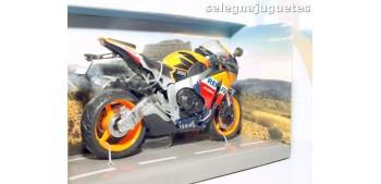 moto miniatura Honda CBR Fireblade repsol escala 1/12 Joycity