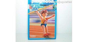 Playmobil - Lanzadora de Jabalina 5201